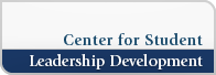 Student Leadership Development