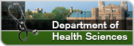 Department of Health Sciences