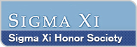 Sigma Xi Honor Society