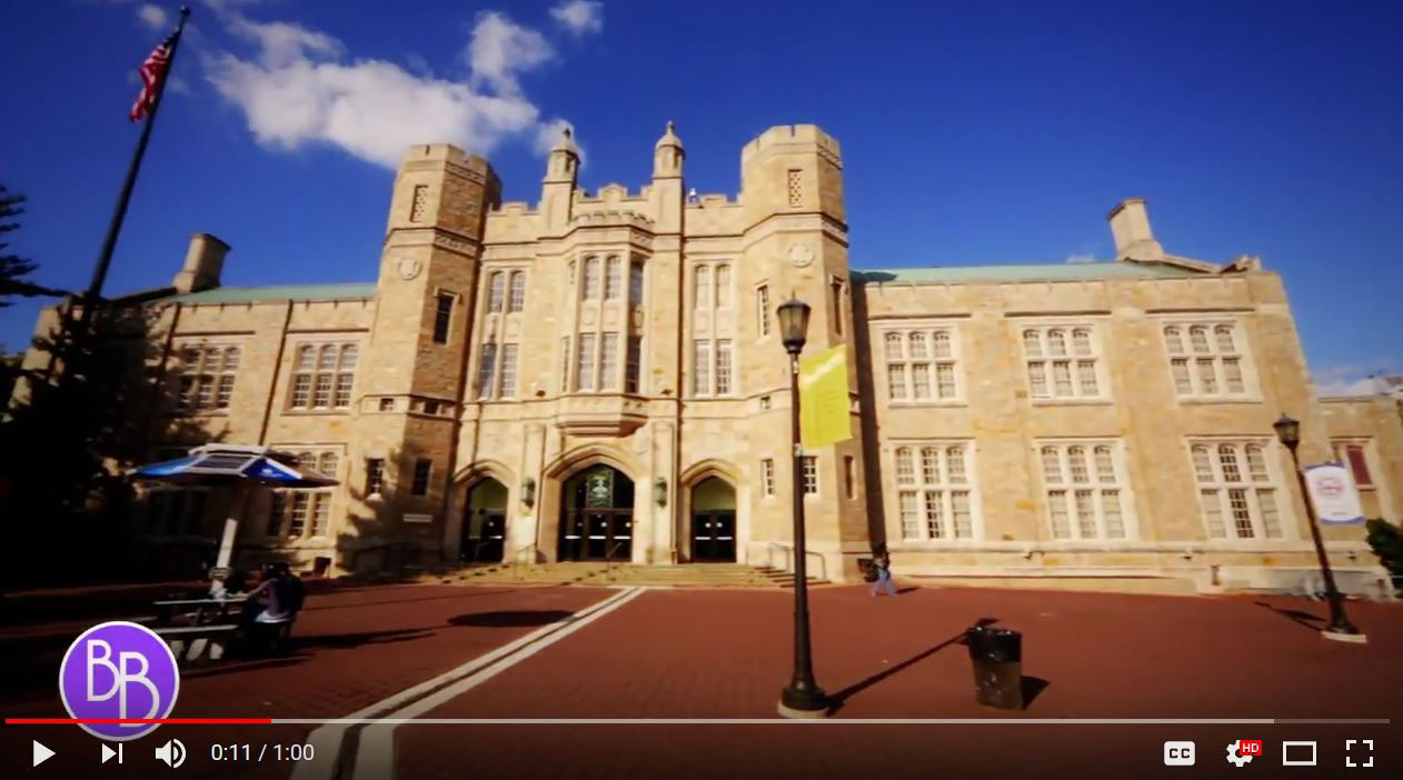 Photo of Lehman Campus for The Best of the Bronx Video Series