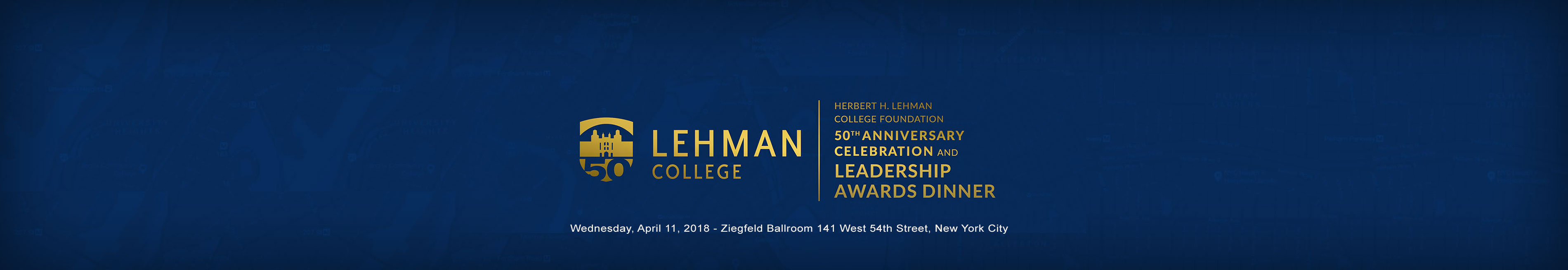 50th Anniversary Celebration and Leadership Awards Dinner