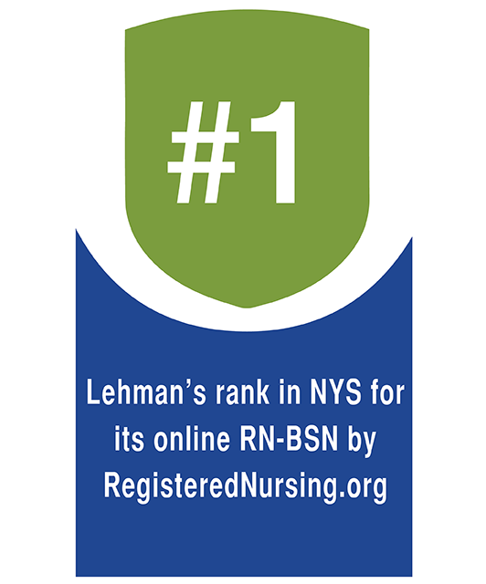 Lehman College Ranks Best Online RN to BSN Programs in New York State