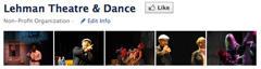 Theatre & Dance Facebook