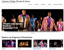 Lehman Theatre & Dance