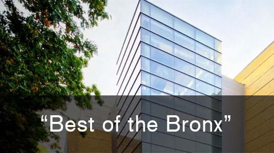 Best of the Bronx: Lehman College