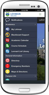 Lehman College Mobile App