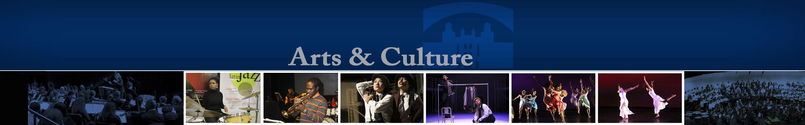 Arts Amp Culture Lehman College