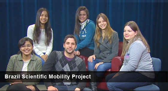 Brazil Scientific Mobility Project - Lehman College