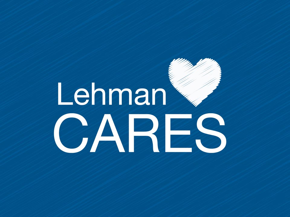 Donate to the Student Emergencies Fund Through the Lehman Cares Campaign