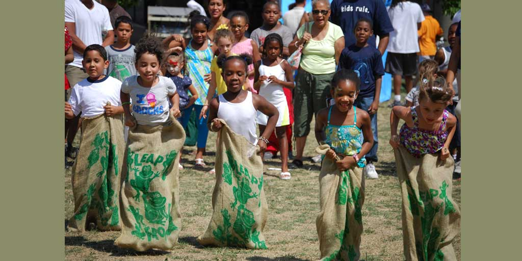 Kids Reign Supreme for Two Days in August at Lehman College