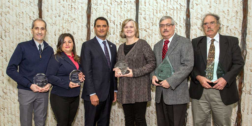 Lehman College Celebrates Outstanding Faculty and Staff
