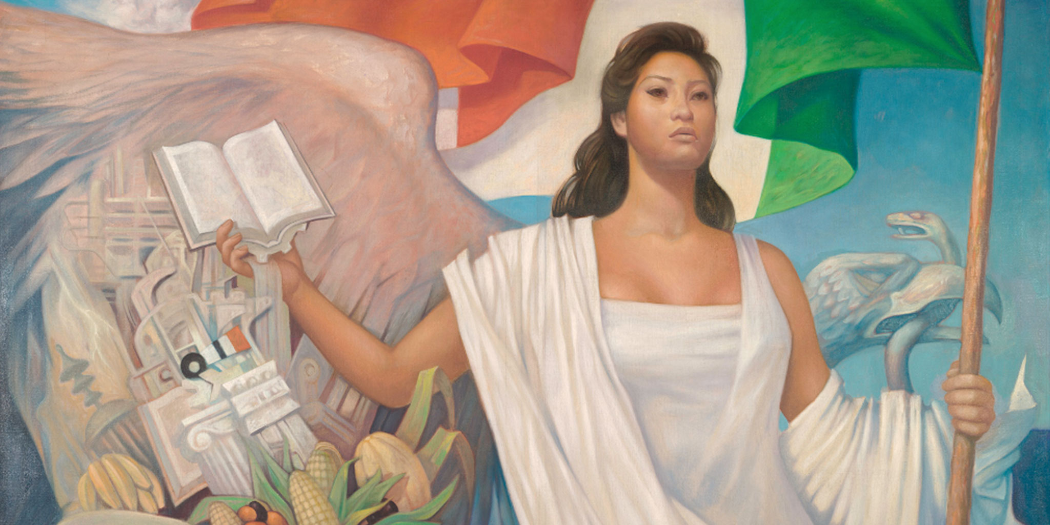 Lehman College Art Gallery to Exhibit 20th Century Mexican Painting Masterpieces