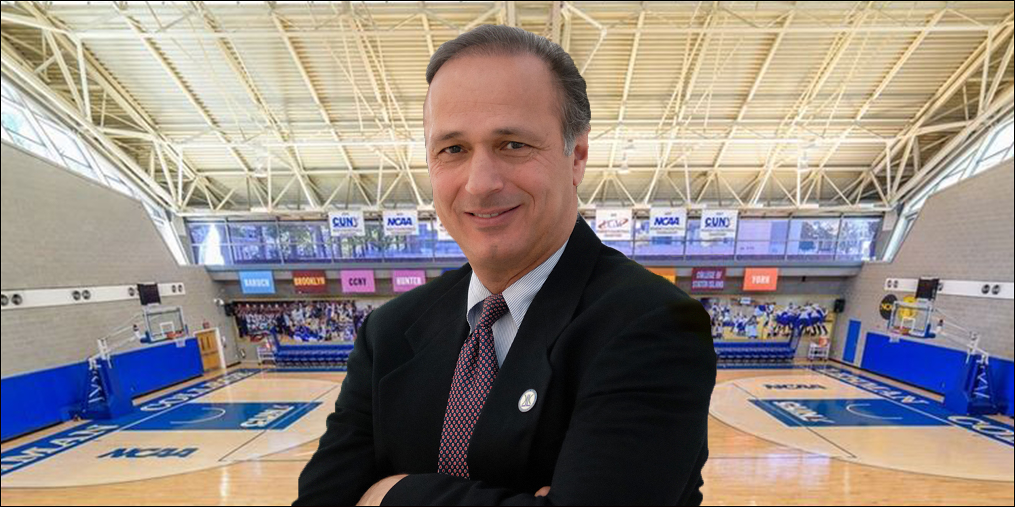 Lehman College Athletic Director Martin Zwiren Elected CUNYAC President