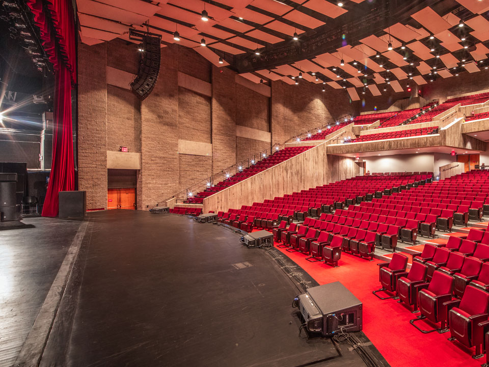 Lehman Performing Arts Center Named One of the Best Live Music Venues in NYC