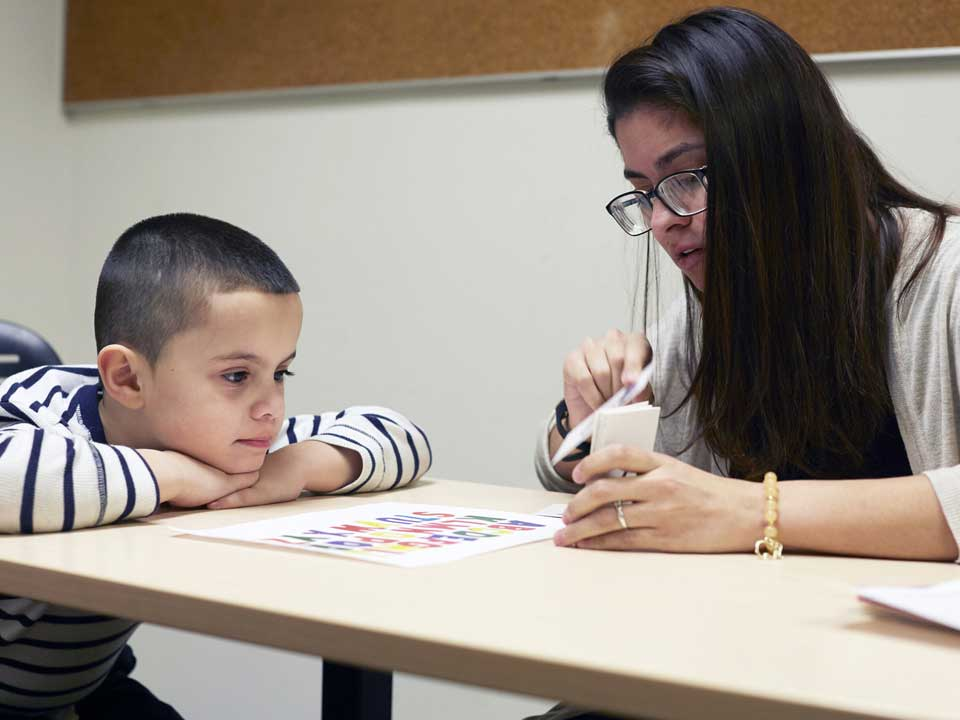 Lehman Hosts Information Session on Early Childhood Intervention Services