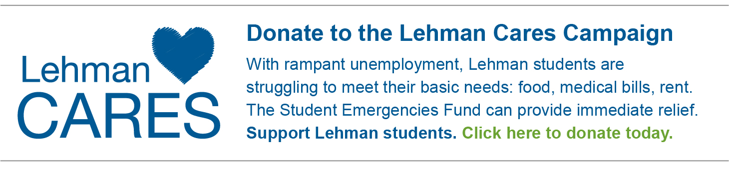 Donate to Lehman Cares