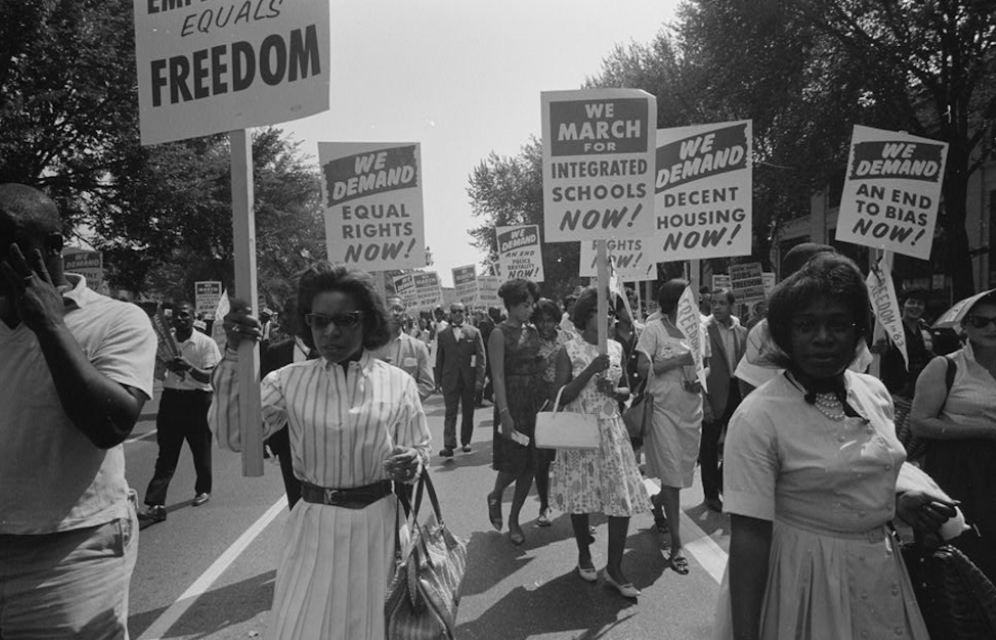 Image of The 20th Century Civil Rights Movement