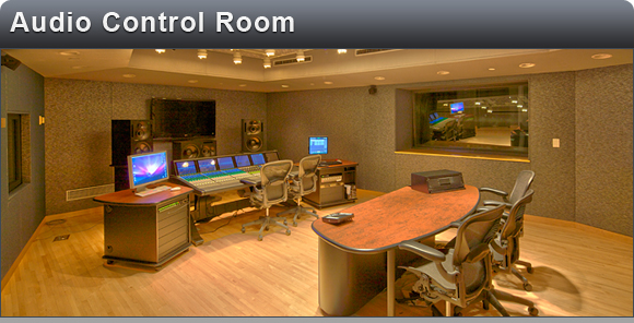 Audio Control Room A