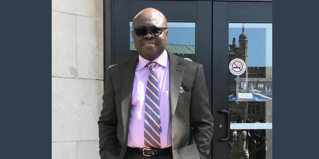 Lehman Alumni Francis Ashun