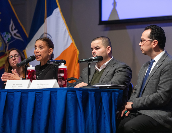 Making Sure the Bronx Counts: Lehman Holds Forum on 2020 Census