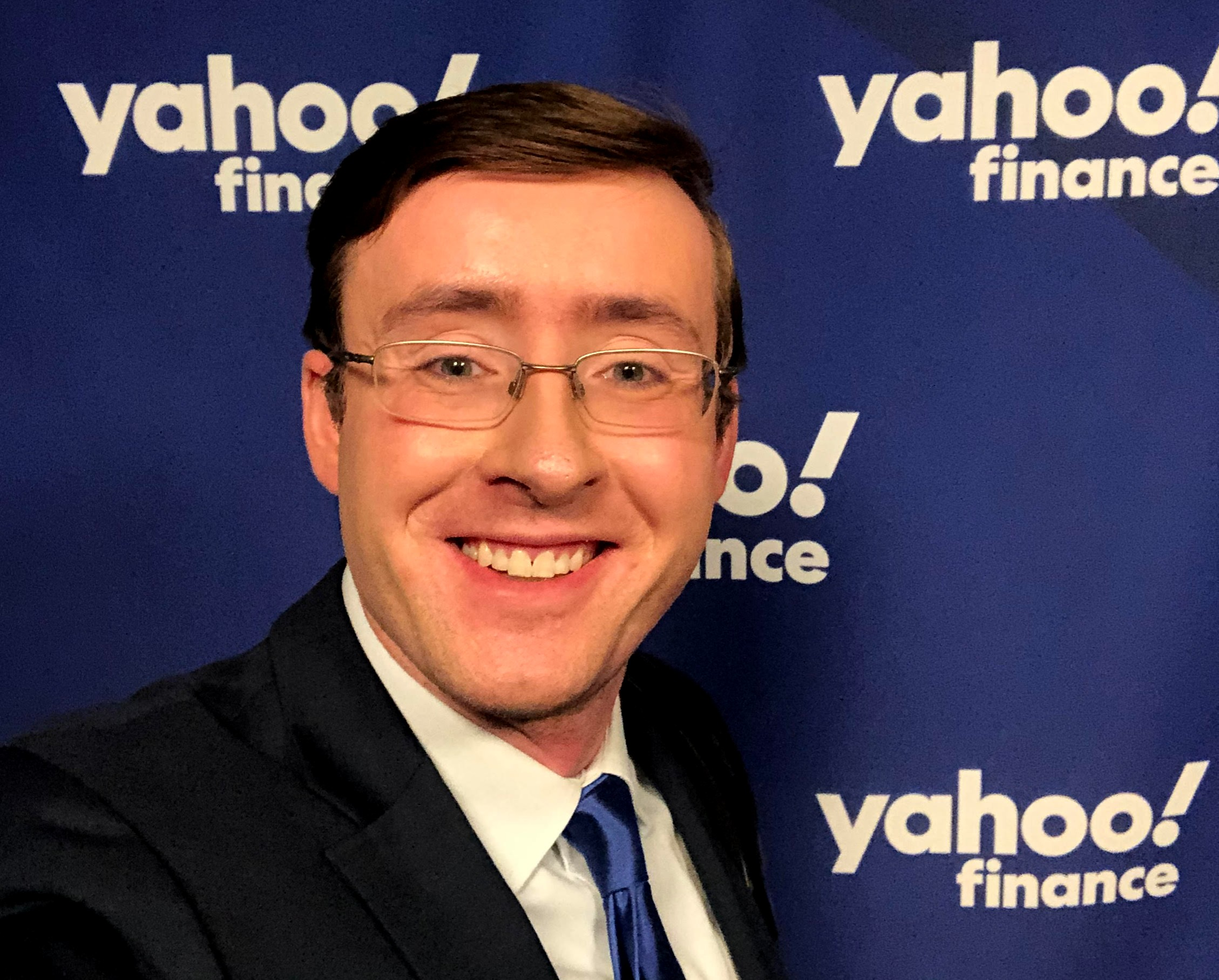 Photo of Mentor Smith at Yahoo Finance
