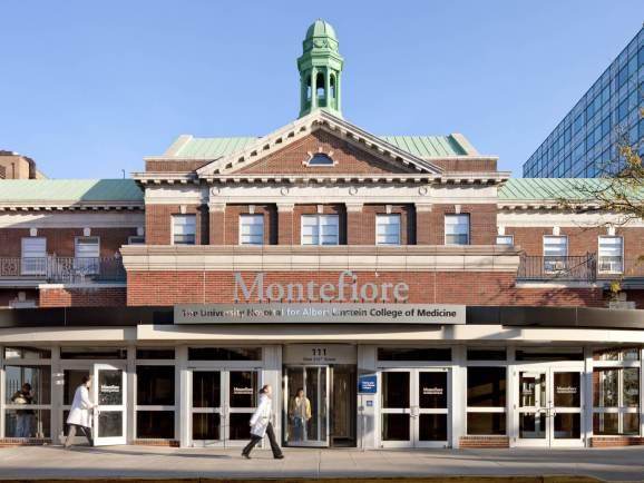 Lehman Donates COVID-19 Supplies to Montefiore Medical Center